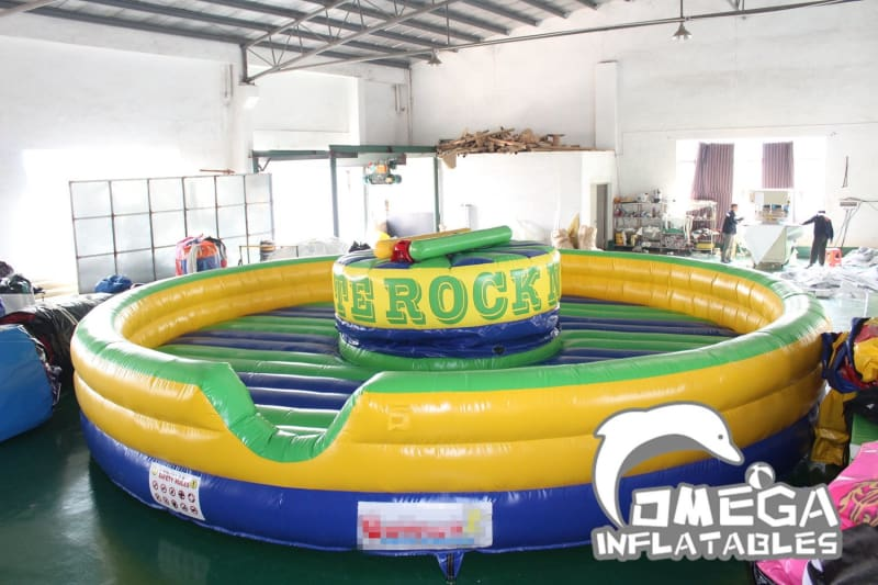 Ultimate Rock N Roll Joust Arena