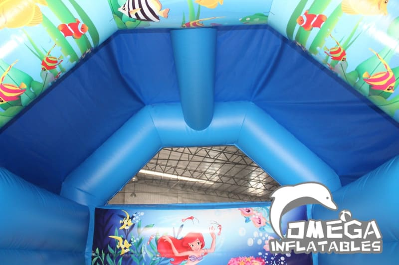 Under the Sea Bouncy Castle