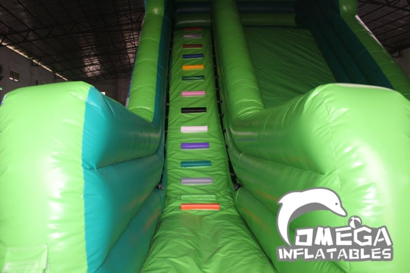 Under The Sea Inflatable Slide