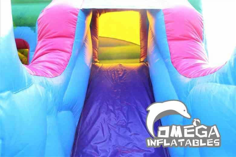Unicorn Jump N Slide