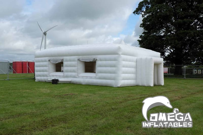 Unique White Inflatable House