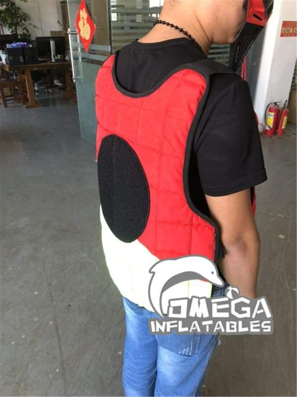 Vest for Interactive Play System Game