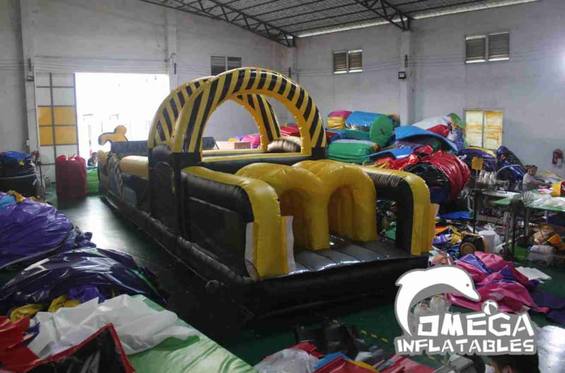 Xtreme Fun Run 5 Inflatable Obstacle Course