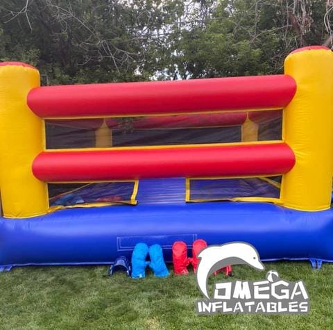 Inflatable Boxing Ring (with 2 pairs of gloves, 2 helmets)