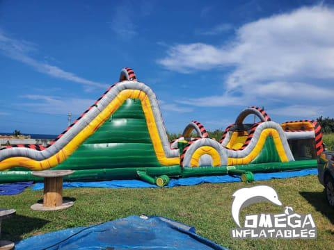 Marble Toxic Wet Dry Obstacle Course