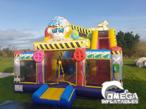 Doctor of Science Inflatable Bouncy Castle