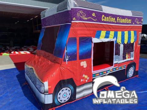 Inflatable Pop-up Truck