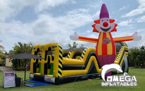 Atomic Surge Inflatable Obstacle Course