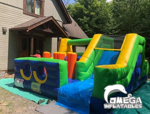 Custom Mini Inflatable Obstacle Course