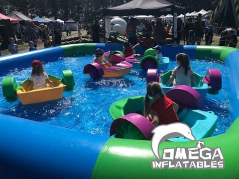Heat Sealing Inflatable Pool