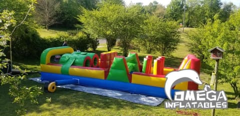 Mini Tunnel Inflatable Challenge Obstacle Course