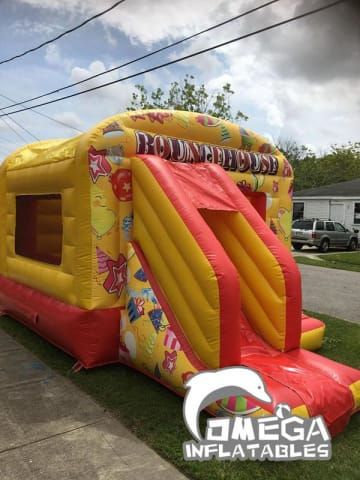Party Theme Inflatable Combo
