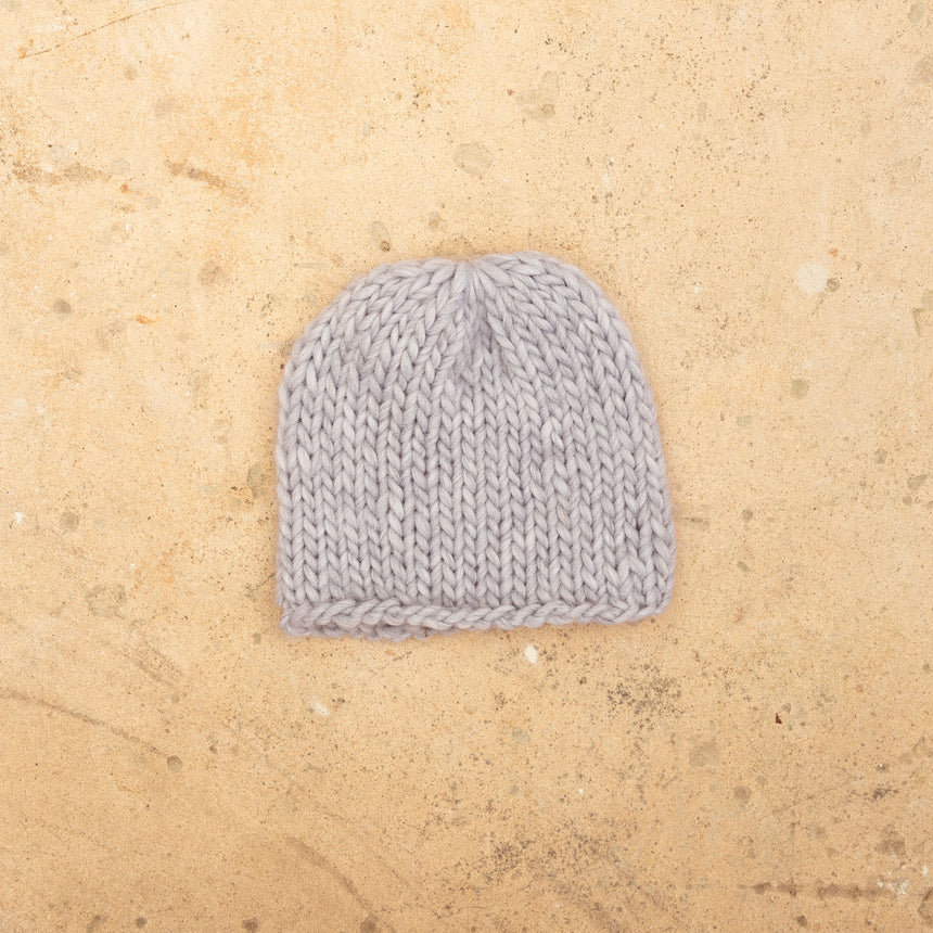 Atelier Beanie Unisex Virgin Wool