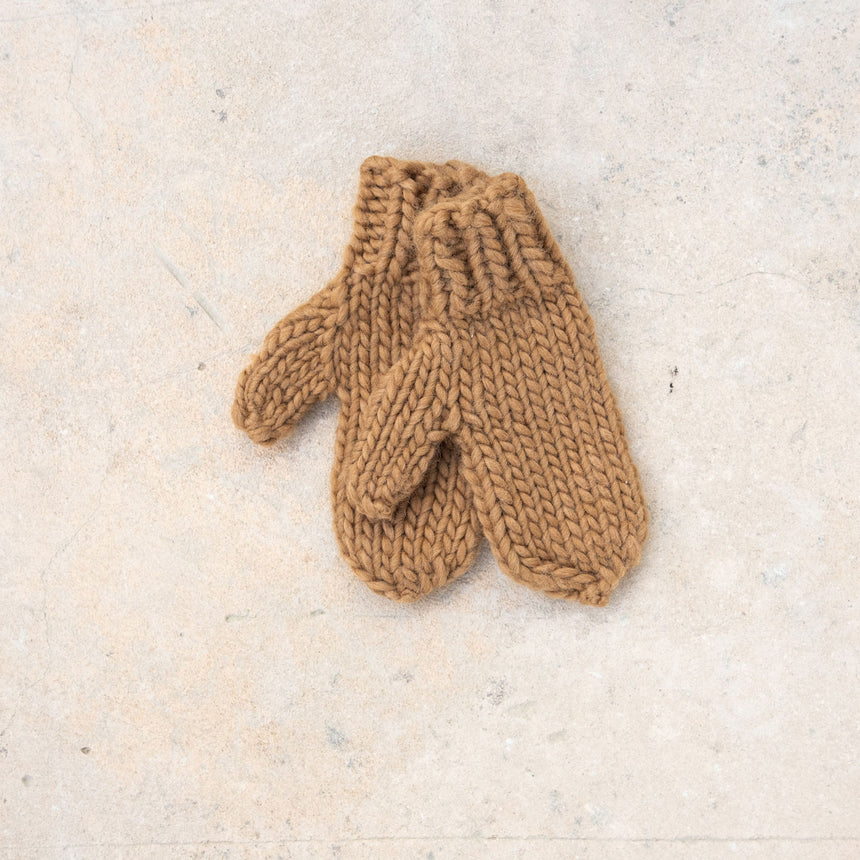 Atelier Mittens Virgin Wool