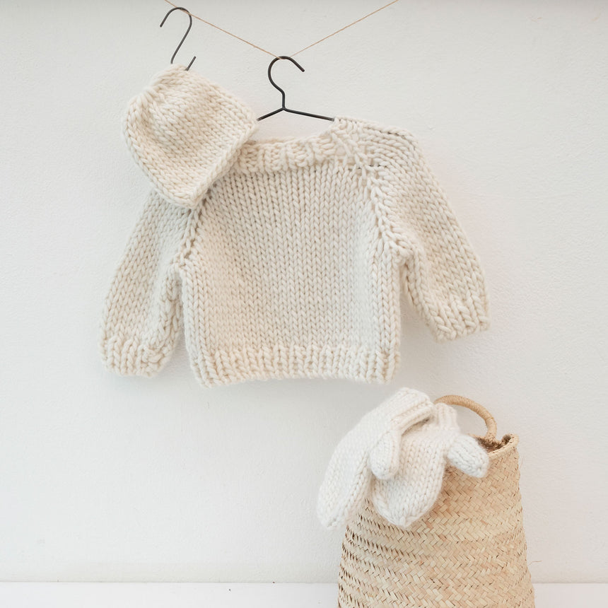 Atelier Sweater Virgin Wool Kid