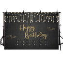Twinkle Twinkle Little Star Backdrop for Picture Happy Birthday Photo background for photo studio Lighting Background Stars