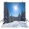 photography backdrops forest -outdoor Snow backdrop - Snow Road backdrop -Snow Wedding photo backdrop- snow landscape background - photo booth props christmas -photo booth props winter scenery -photography backdrops 5x7ft snow -photography backdrops winter snow