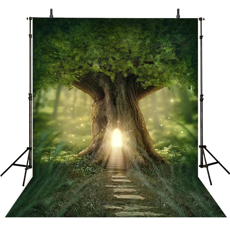 alice in wonderland photo backdrop vinly photography backgrounds enchanted forest for party butterfly photography backdrops trippy photo booth props trees 9ft photo backdrop elves photography backdrops nautical