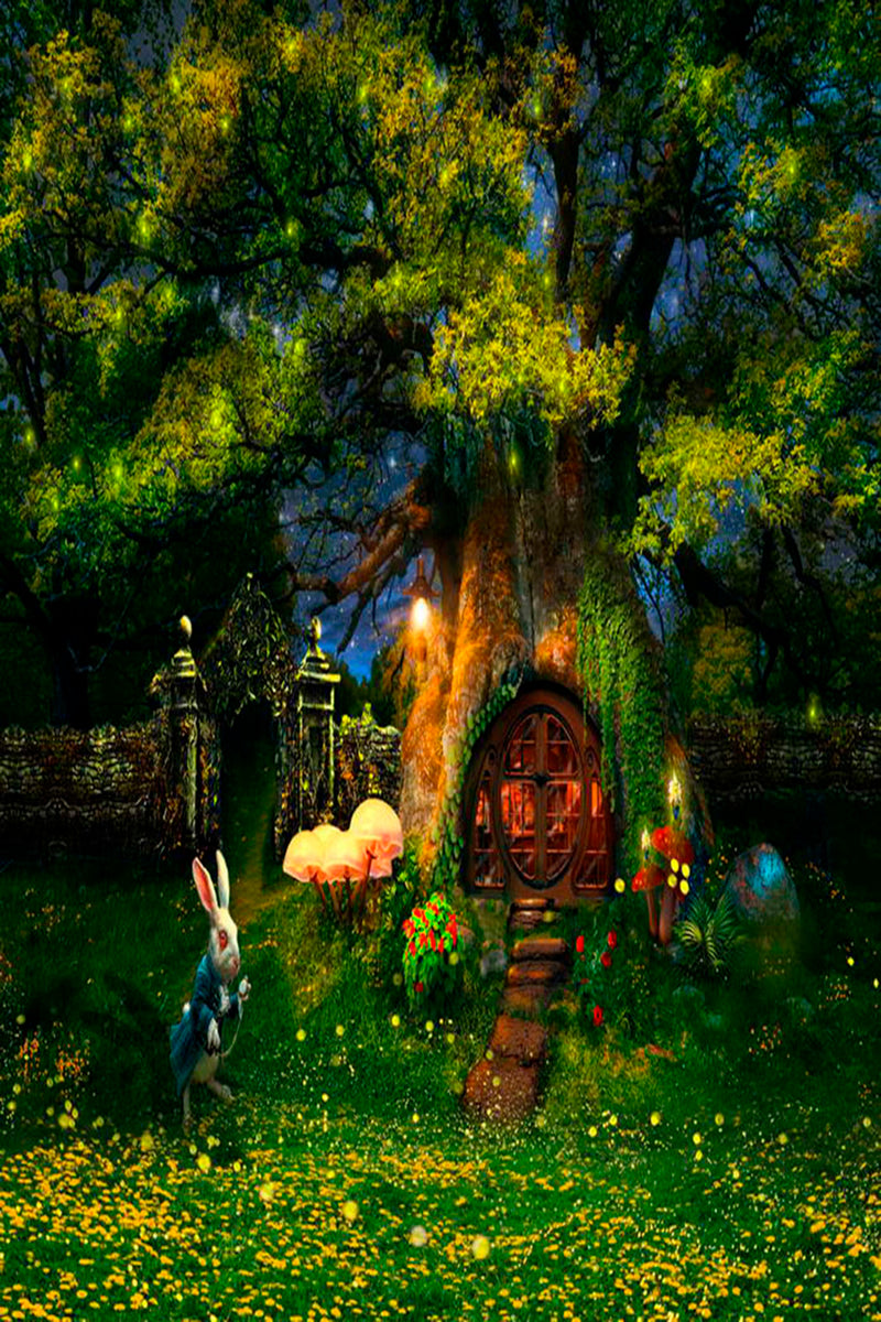 alice in wonderland photo backdrop vinly photography backgrounds enchanted forest for party rabbit photography backdrops trippy photo booth props trees photo backdrop elves photography backdrops nautical