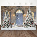 Christmas Backdrops for Photography Christmas Backdrop Snow Winter Photocall Background Photo Studio Christmas Tree Backdrop