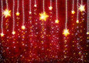 Polka Dots Shining Stars Backdrop Light Bokeh Christmas Birthday Party Photography Background Baby Photocall Photo Studio