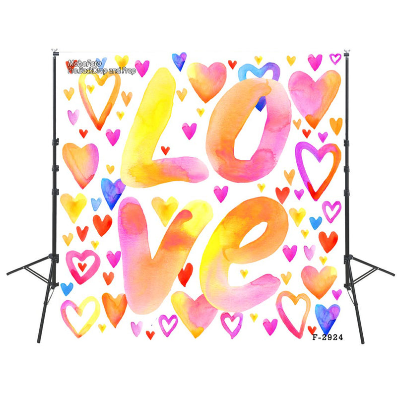 vinyl backdrops for photography Graffiti background colorful backdrops for photography love heart backdrops adults backdrops for photographers valentines day backdrops 6x6ft party background