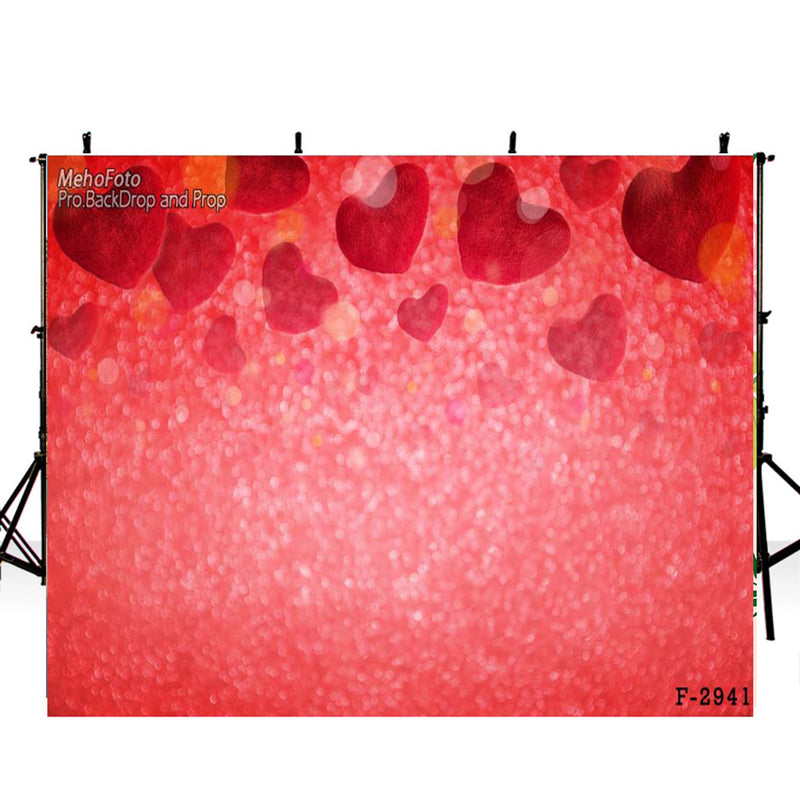 vinyl backdrops for photography valentines day background sparkle 5x7ft backdrops for photography red heart backdrop bokeh twinkle backdrops for photographers valentines day backdrops party background