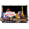 photography backdrops Las Vegas backdrops city scenery backdrop for pictures Las Vegas photo booth props Las Vegas scenery photo backdrop urban night scene photo booth props gambling city