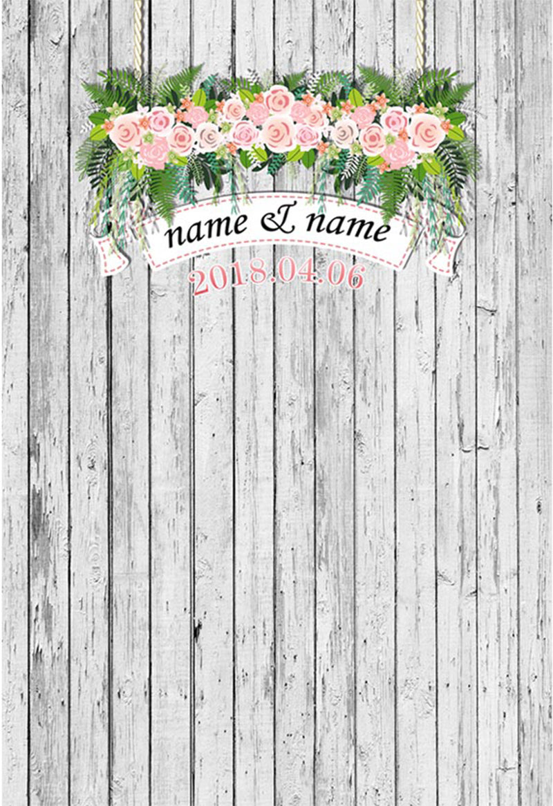 mrs and mrs wedding photo booth props wooden floor backdrop for picture customized weeding theme photography backdrops bridal shower 50th wedding anniversary photo backdrops wedding theme personalized background for photographer