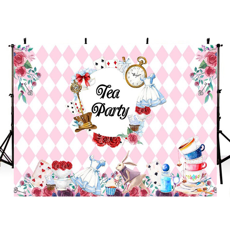 tea party photo backdrop dress floral backdrops for photography flowers photo backgrounds wedding photo booth props tea party backdrop for birthday party