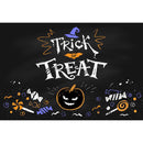 halloween photo booth backdrop trick or treat Halloween black backdrop for picture Haunted House photography background halloween moon photo props party