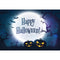 10ft halloween large banner photo booth backdrop for child backdrop for picture Pumpkin Lantern photography background for kids photo props