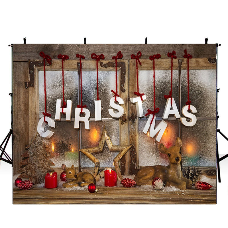 kids photo backdrop wood Christmas photography background Merry Xmas photo booth props home party decor Vinyl backdrops