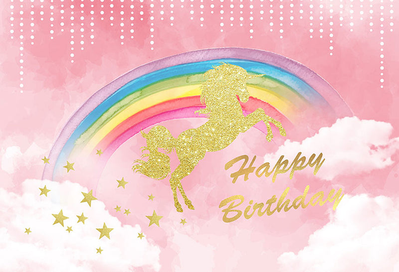 photo booth backdrop girl birthday 7x5 photo backdrop rainbow photo backdrop unicorn birthday background unicorn birthday party backdrops unicornio