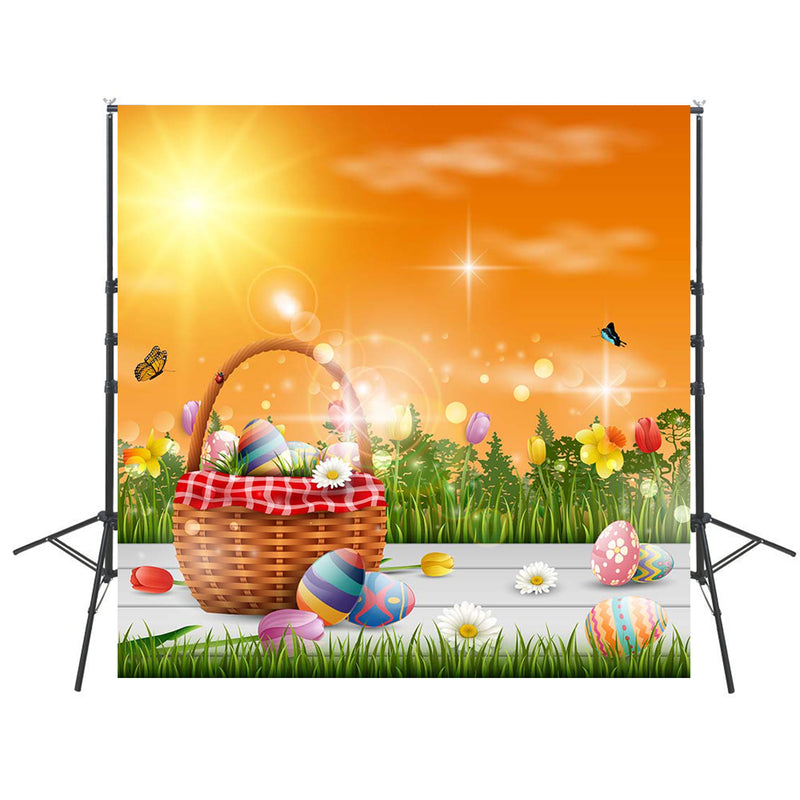christian easter backdrops for photography 8x8 vinyl background easter island photo backdrops happy easter eggs backgrounds religious photography backdrops easter theme party photo props for kids photo backgrounds spring