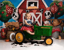 Farm-Theme-Photography-Background-Red-Barn-Barnyard-Animals-Backdrops-Birthday-Party-Photocall-Photo-Studio