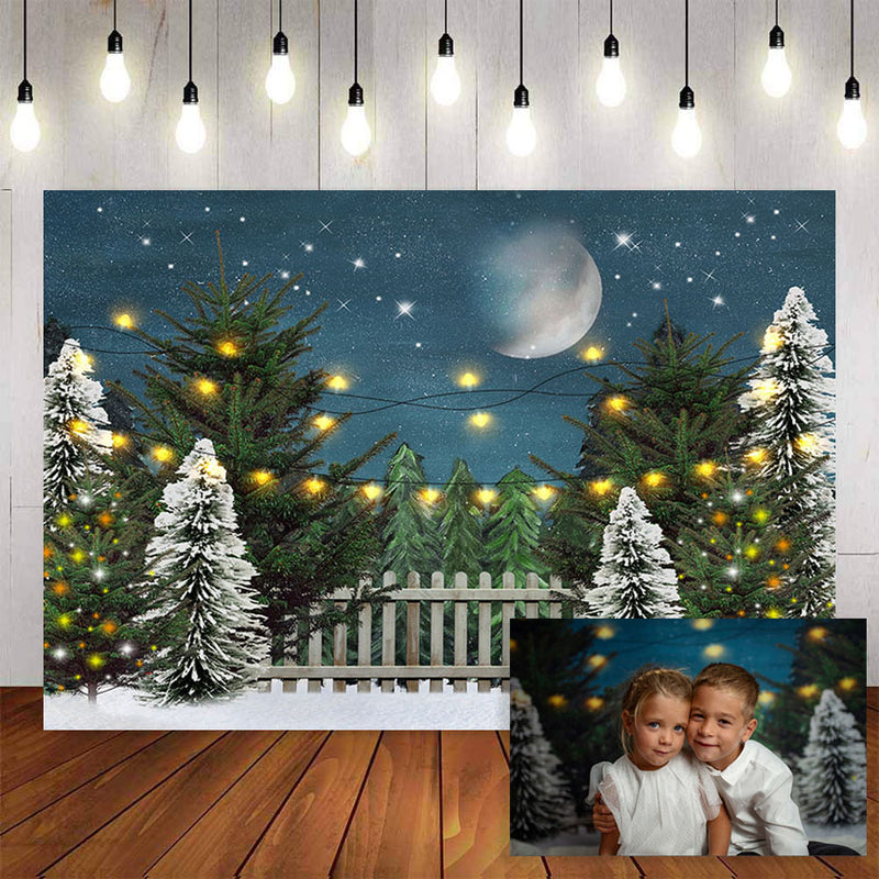 merry christmas photo backdrop snowflake photography background winter snow scenes photo booth props Merry Xmas backdrops gifts for kids