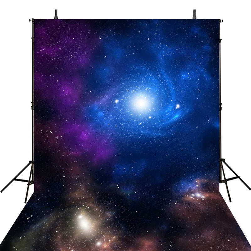 Photography Backdrops Outer Space Vinyl Photography Backdrop Night Stars Digital Printed Photo Backgrounds For Photo Studio