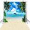 beach photo backdrop