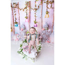 Woodland Fairy Tale Sweet Princess Portrait Backdrop Photography Fantasy Newborn Kids Birthday Cake Smash Background Photocall