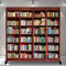 Bookshelf Background for Photos Back to School Vintage Study Bookcase Photography Backdrop Library Book Store Photoshoot Kid Boy Girl Student Teenagers Portrait YouTube Videos
