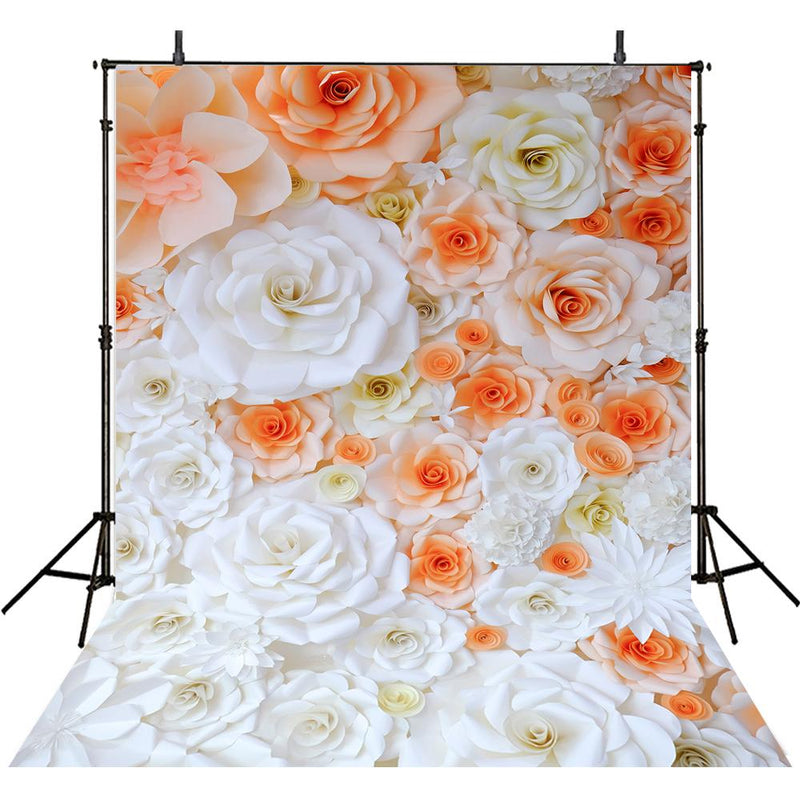 flowers backdrop baby floral photo background for photography kids photo background vinyl