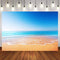 Sea Beach Photography Backdrops Hawaii Luau Summer Holiday Background Backdrops Props Tropical Ocean Vinyl photo Backdrop