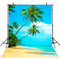 Tropical Hawaii Beach Photography Backdrops Rainforest Photography Background For Photo Studio