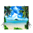 tropical beach photo backdrop 10x10ft large vinyl photo backdrop summer hawaiian luau photo booth props for school hawaii luau photography backdrops Swimming pool