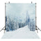snow scenery backdrop -snow white backdrop- forest backdrop -trees photo backdrop snow landscape- photo booth props christmas -photo booth props winter scenery -photography backdrops 8x12 snow -photography backdrops winter snow