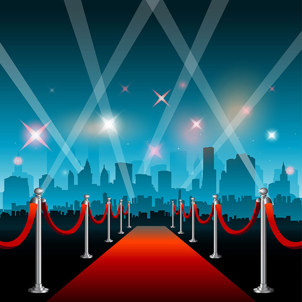 Red Carpet Photo Backdrop Super Star Backdrop For Picture Photography Background Vip Photo Backdrop Hollywood 10ft Backdrop Red Photo Booth Props Dreamybackdrop