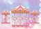 photo booth backdrop carousel backdrops customized pink photo backdrop for girls photo backdrop amusement park for kids 8x6 background for photography party backdrops for photographers birthday photo backdrop vinyl