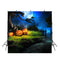 halloween photo booth backdrop night scenes backdrop for picture Pumpkin Lantern photography background 10x10 large photo props
