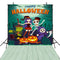 trick or treat backdrops halloween party photo booth backdrop 6x9 backdrop for picture Pumpkin Lantern photography background for child photo props